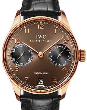 IWC Portugieser IW500124