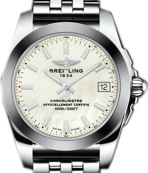 W7433012 A779 376A Breitling Galactic Lady