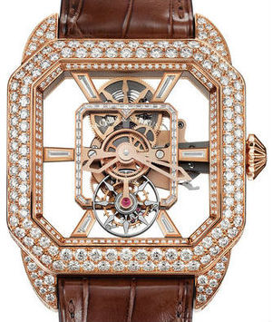 Berkeley Emperor Brilliant Tourbillon 45 18kt Rose Backes & Strauss Berkeley