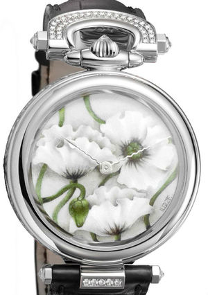 Bovet Fleurier Amadeo Fleurier 39 White Poppies