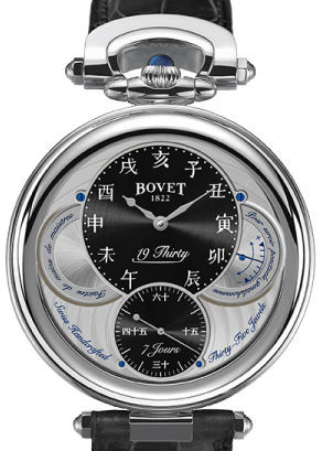 Bovet 19Thirty Fleurier NTS0006