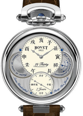 Bovet 19Thirty Fleurier NTS0010