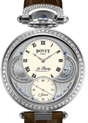 Bovet 19Thirty Fleurier NTS0012-SD12