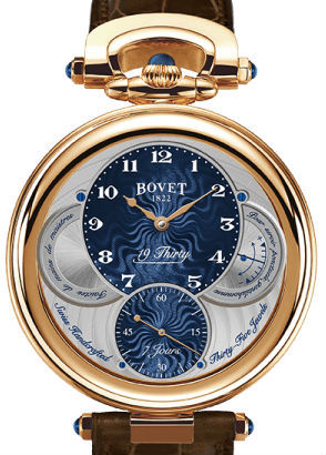Bovet 19Thirty Fleurier NTR0013