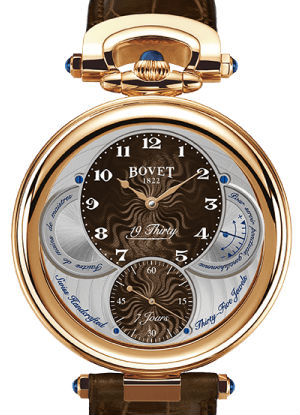 Bovet 19Thirty Fleurier NTR0019
