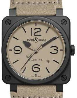 BR0392-DESERT-CA Bell & Ross BR 03-92