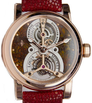 LM-14.5A.92 Louis Moinet Limited Edition