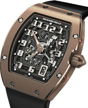 RM 67-01 RG Richard Mille Mens collectoin RM 050-068