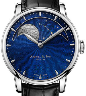 1GLAS.U02A.C122S Arnold & Son Royal Collection