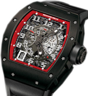 RM 030 Black Night  Richard Mille Mens collectoin RM 001-050