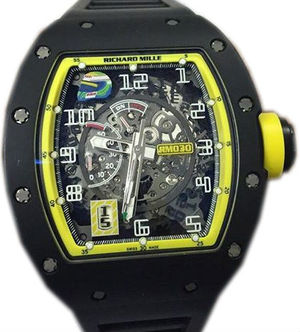 RM 030 Grand Prix Brazil Richard Mille Mens collectoin RM 001-050