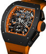 Richard Mille RM Limited Edition RM 011 Flyback Chronograph Orange Storm