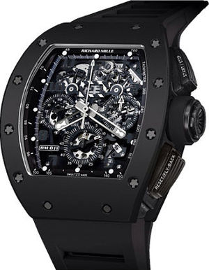 Richard Mille RM Limited Edition RM 011 Flyback Chronograph Black Phantom