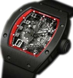 RM 010 Black Night  Richard Mille Mens collectoin RM 001-050