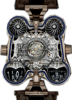 60.SRL.B MB&F Horological Machines