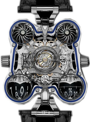 60.SPL.B MB&F Horological Machines