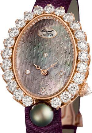 GJ29BR8924TDT8 Breguet High Jewellery watches