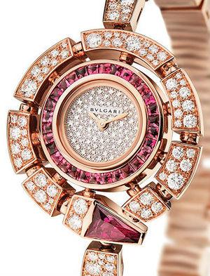 102536 SPP30D2RUGD2C Bvlgari Serpenti Jewellery Watches