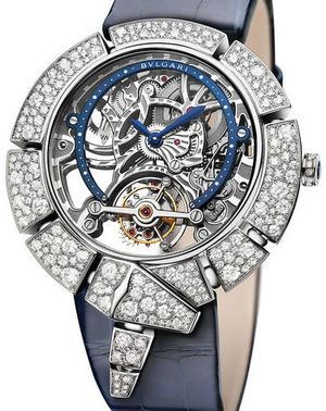 Serpenti Incantati Skeleton Tourbillon Bvlgari Serpenti Jewellery Watches