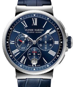1533-150/43 Ulysse Nardin Marine Chronograph