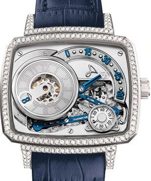 HL Classic Bleu Diamond Hautlence HL