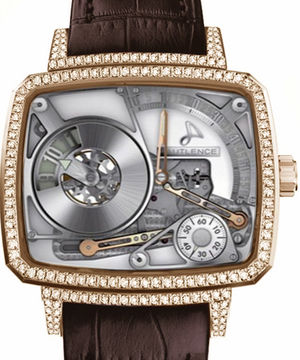 Hautlence HL HL Classic Rose Gold Diamond