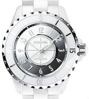H4862 Chanel J12 White