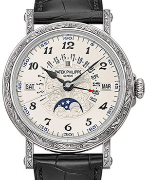 5160/500G-001 Patek Philippe Grand Complications