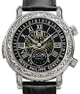 Patek Philippe Grand Complications 6002G-010