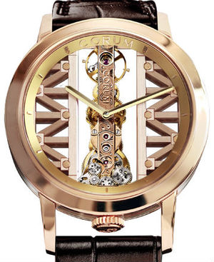 Corum Golden Bridge B113/03010