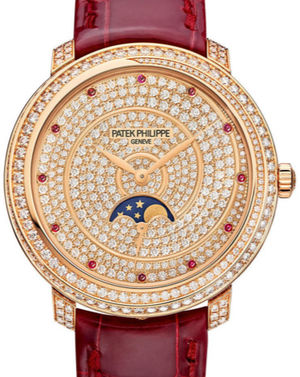 4968/400R-001 Patek Philippe Complicated Watches