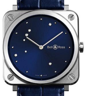 BRS-EA-ST-SCR Bell & Ross BR-S