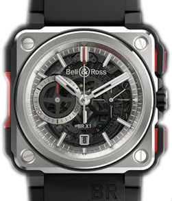 BRX1-CE-TI-RED Bell & Ross BR-X1