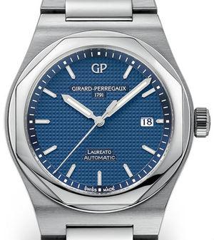 81000-11-431-11A Girard Perregaux Laureato