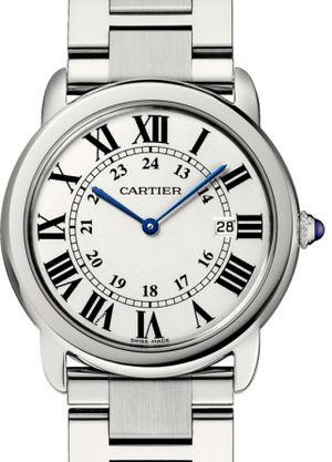w6701005 Cartier Ronde Solo De Cartier