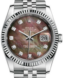Часы Rolex Datejust 36 White Rolesor