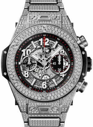 411.NX.1170.NX.3704 Hublot Big Bang Unico 45 mm