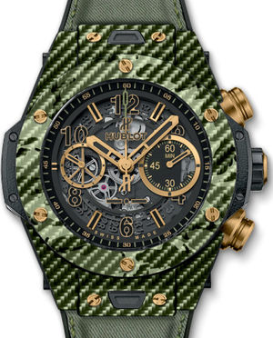 411.YG.1198.NR.ITI16 Hublot Big Bang Unico 45 mm
