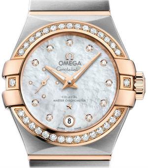 Omega Constellation Lady 127.25.27.20.55.001