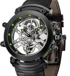 Bvlgari Haute Horlogerie High Jewelry BGG 53 TI TB