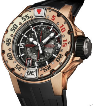 RM 028 Pink Gold Richard Mille Mens collectoin RM 001-050