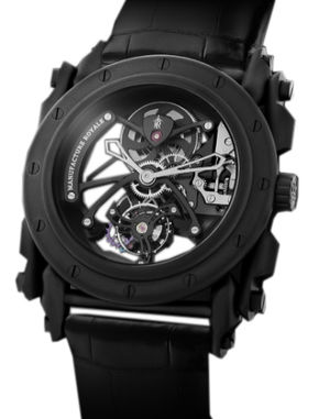 Manufacture Royale Androgyne Collection Androgyne Origine Full Black
