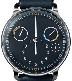 Ressence Type 3 Type 3N Night Blue