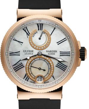Ulysse Nardin Marine Chronometer Lady 1182-160-3/490
