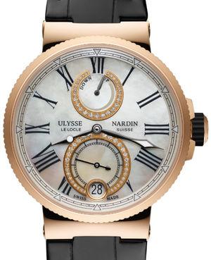 Ulysse Nardin Marine Chronometer Lady 1182-160/490
