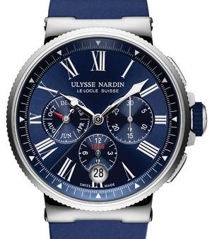 1533-150-3/43 Ulysse Nardin Marine Chronograph