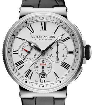 1533-150/40 Ulysse Nardin Marine Chronograph
