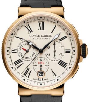 1532-150/40 Ulysse Nardin Marine Chronograph
