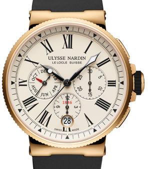 1532-150-3/40 Ulysse Nardin Marine Chronograph
