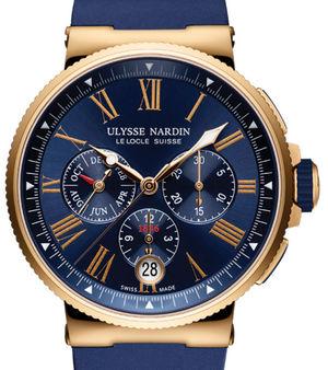 1532-150-3/43 Ulysse Nardin Marine Chronograph